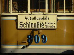 Augustusplatz - Schleußig