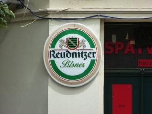 Reudnitzer-Logo in Volkmarsdorf