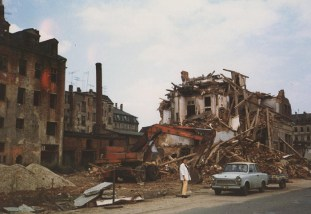 Im Leipziger Osten 1986