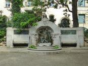 Märchenbrunnen im Promenadenring
