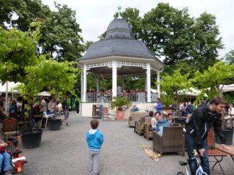 Im Clara-Zetkin-Park (Foto: Gudrun Schulz)