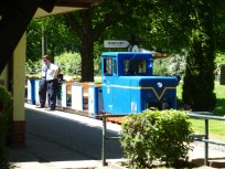 Parkeisenbahn am Auensee