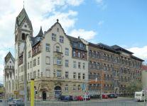Kirche, Pfarrhaus, Schule
