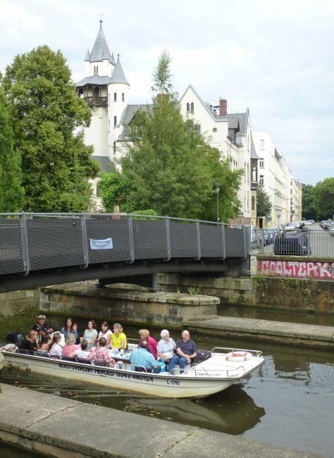 Julburg und Heilige Brücke