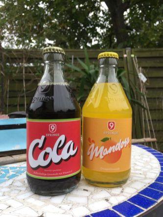 Neunspringe-Cola und -Mandora