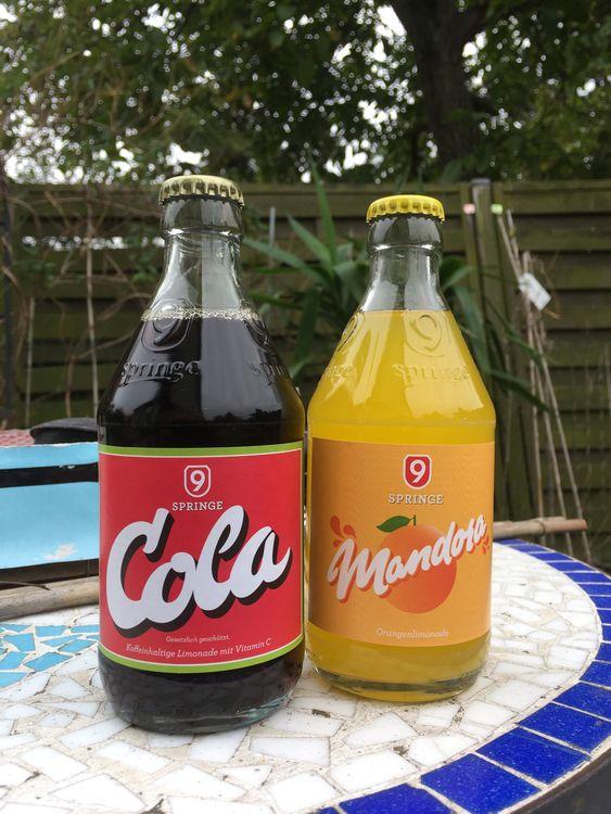 Neunspringe-Cola und -Mandora (Thüringen)