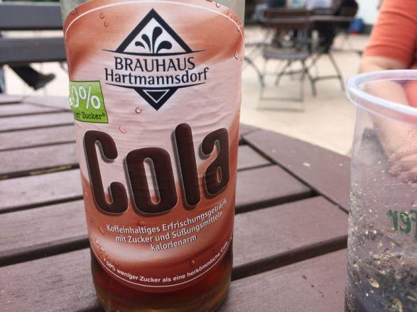 Cola aus Hartmannsdorf (Sachsen)