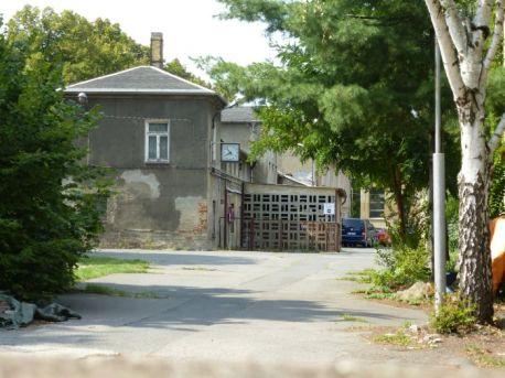 LWB-Stützpunkt am Güntzpark
