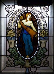 Fenster im Rosen-Stübl