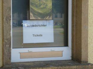 2014: Brauchen Schiedsrichter Eintrittskarten?