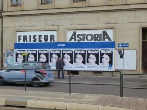 Friseur am Hotel Astoria