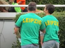 Leipzig hat gute Laune