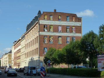 Gemalte Fenstergucker, Endersstraße