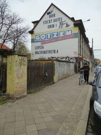 Götzen-Giebel, Ratzelstraße
