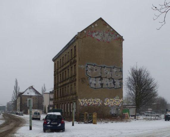 Wie im Film, Rolf-Axen-Straße