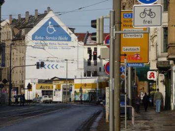 Reha-Hecht, Merseburger Straße