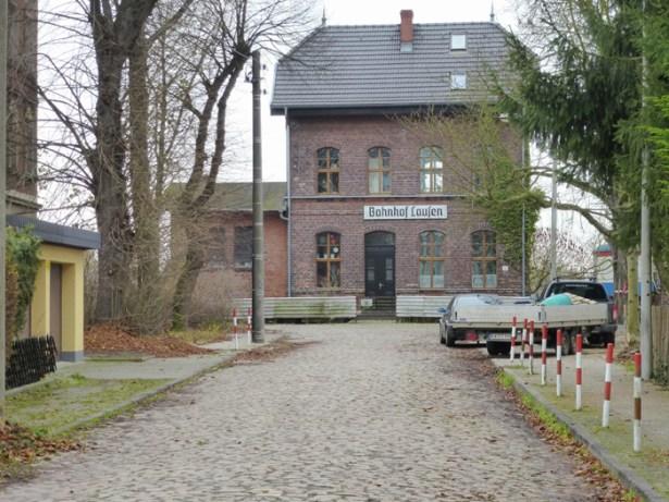 Bahnhof Lausen