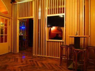 Schaubühne Lindenfels (mit Installation)