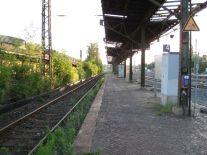 Bf. Leutzsch im Juni 2011