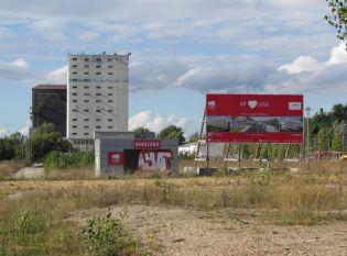 TOK liebt Leipzig (Lindenauer Hafen)