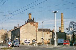 Thonberg, Brauerei M.A. Offenhauer 1995 (Foto: Harald Stein / wortblende)