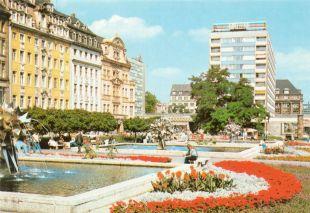 Sachsenplatz (Foto: Wolf)