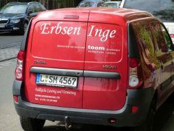 Erbsen-Inge