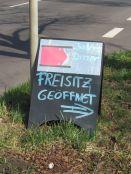 JaNis Freisitz, Merseburger Straße