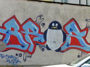 Pinguin, Leinestraße