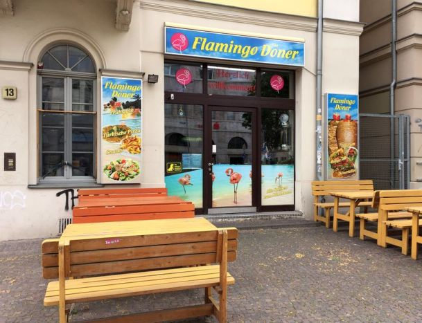 Flamingo-Döner, Karl-Liebknecht-Straße