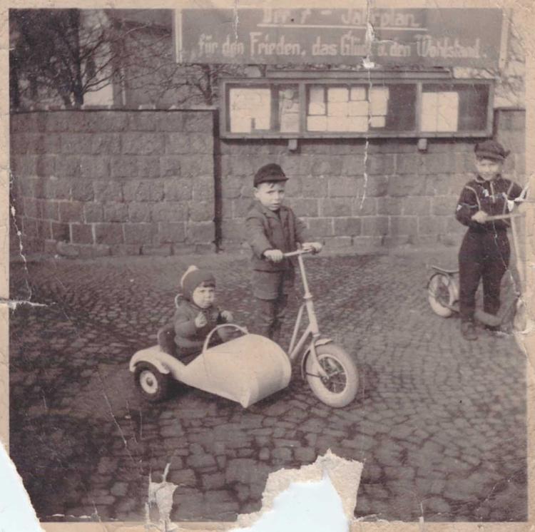 Luftroller-Gespann von Stoye (Foto: Archiv Stoye)