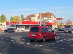 Kreuzung von Merseburger, Schomburgk- und Hupfeldstraße