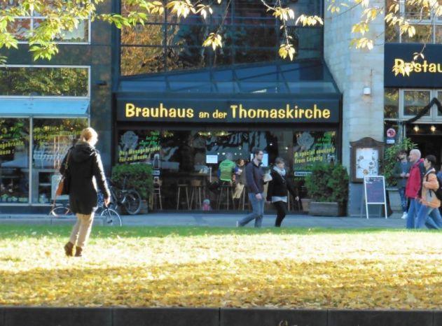 Innenstadt, Brauhaus an der Thomaskirche