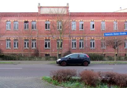 Schönes Fabrikgebäude (DML, Heinrich-Heine-Straße)