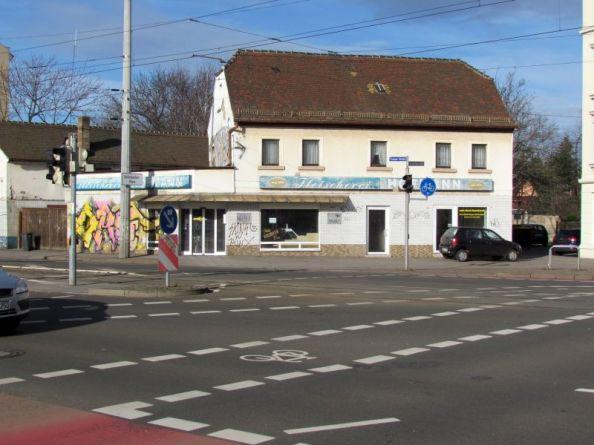 Fleischerei Hofmann in Paunsdorf, Januar 2016