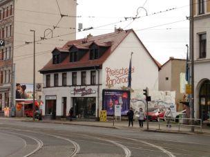Fleischerei Landrock in Reudnitz, November 2015