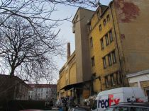 Ehemalige Eisfabrik in der Ungerstraße