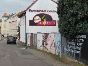 Fleischerei Opitz in Knauthain