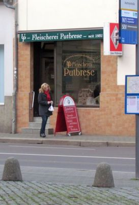 Fleischerei Putbrese in Großzschocher