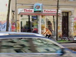 Fleischerei Haeder (Pötzsch) in der Karl-Liebknecht-Straße