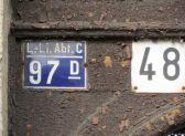 Georg-Schwarz-Straße in Lindenau