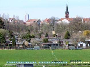 Sportplatz von Motor Ost