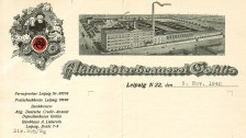 Aktienbierbrauerei Gohlis 1940