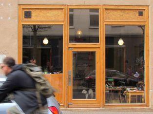 Der Laden in der Merseburger Straße 41