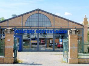 Ehemaliger Straßenbahnhof Probstheida