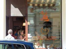 Bäckerei Weck in der Arnoldstraße