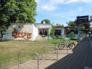 Endstelle in Meusdorf
