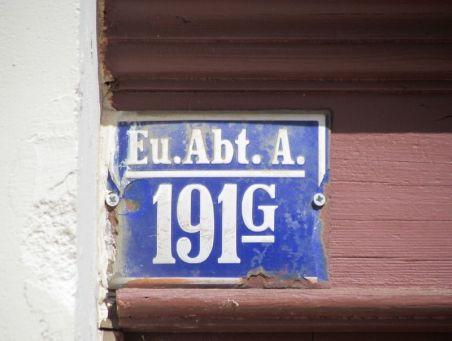 Eu(tritzsch), Heinickestraße