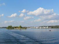 Die Liebesinsel im Markkleeberger See