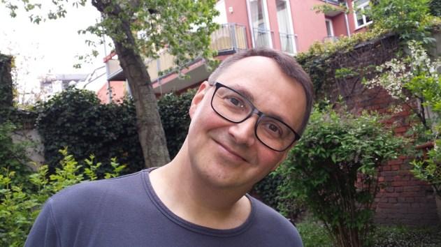 André Kudernatsch in Erfurt (Foto: Ricky Fox)